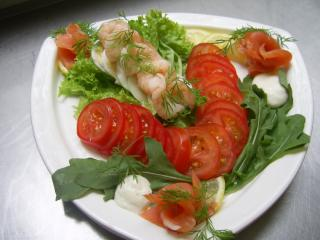 insalata osteria