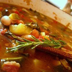 italienische minestrone