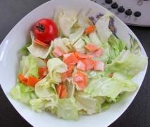 joghurt salat soße