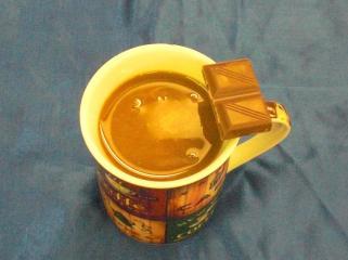 kaffee kokos punsch