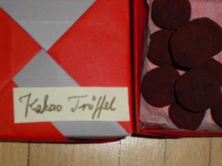 kakao trüffel