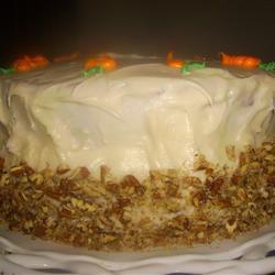 karotten mandel torte
