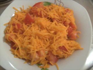 karottensalat mit tomaten