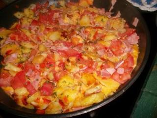 kartoffel frühstück