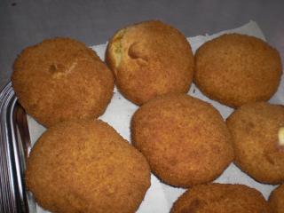 kartoffel gemüse bratlinge resteverwertung für kroketten und co