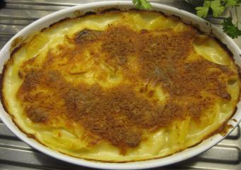 kartoffel gratin