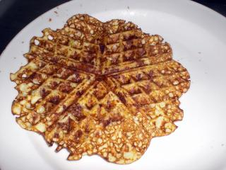 kartoffel waffeln
