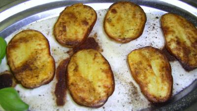 kartoffeln im salzbett