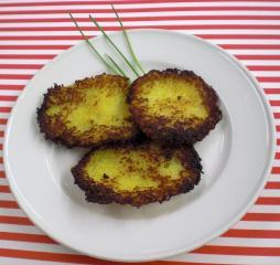 kartoffelpuffer auf englische art