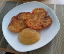 kartoffelpuffer gluten und eifrei