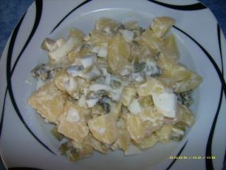 kartoffelsalat nach hausfrauenart