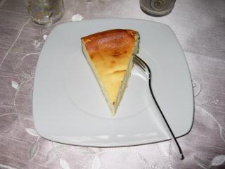 käsekuchen ohne boden und ohne zusätzliches fett