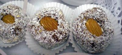 kernige kokoswirbel