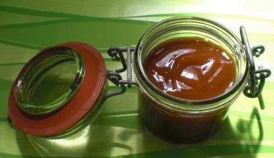 ketchup von pflaumen