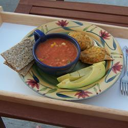 kichererbsen gazpacho