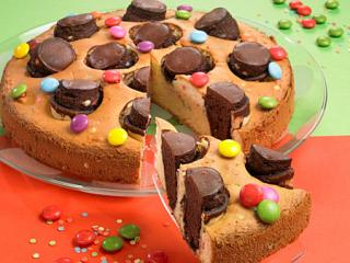 kinder party kuchen