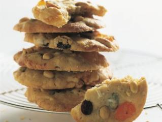 kinderleichte erdnuss cookies