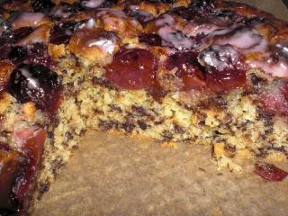 kirsch marzipan kuchen