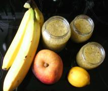 kiwi apfel banane vanille konfilade