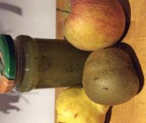 kiwi apfel birnen marmelade