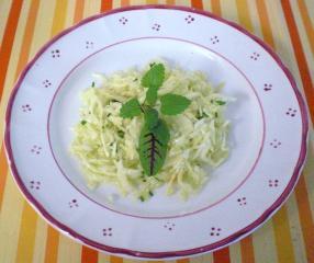klassischer krautsalat