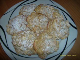 kleine apfelkuchen