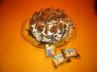 kleine hanuta torte