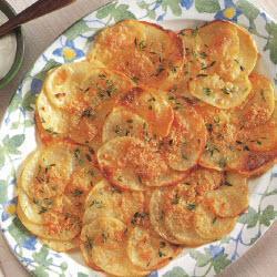 kleine kartoffelkuchen