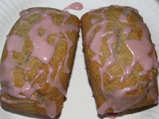 kleine lebkuchen apfel rotweinkuchen