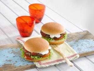 kleiner hamburger