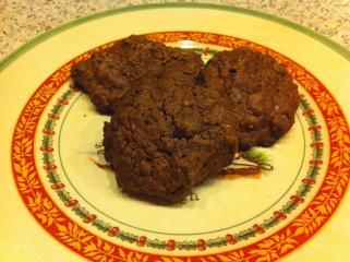 kokos schoko cookies