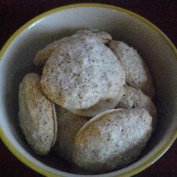 kokosmakronen mit haselnüssen