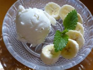 kokosnuss sorbet zuckerfrei