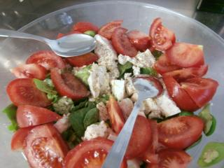 korsischer salat