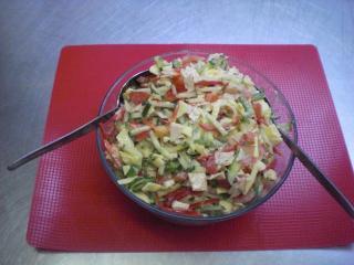 kräuter salat dressing