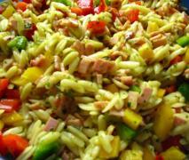 kritharaki salat nudel salat