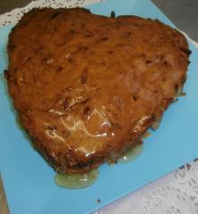 kuchen mit rhabarber