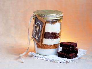 kuchenbackmischung für brownies