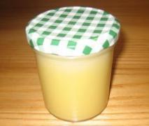 kürbis kokos marmelade super lecker aber nicht zu