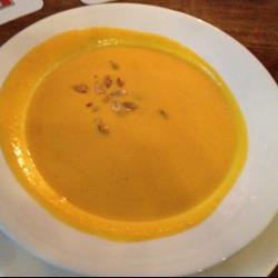 kürbis lauch suppe