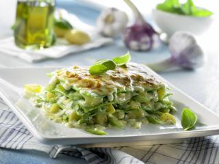 lasagne mit käse
