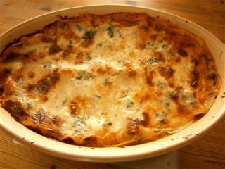 lasagne verde vegetarisch