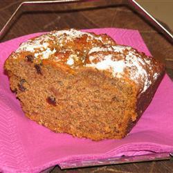 lauwarmer kakikuchen kuchen mit persimone