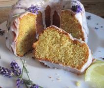 lavendel zitronen kuchen