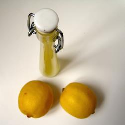 limoncello selbstgemacht