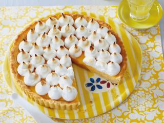 limoncello tarte