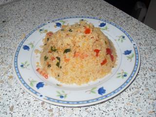 linsen couscous salat