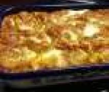 linsen lasagne von roten linsen an cremiger ricott