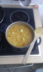 linsensuppe india