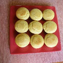 maismuffins mit ahornsirup